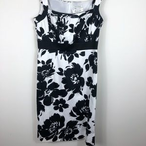 White House Black Market Sleeveless Dress NWT